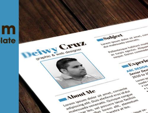FREE Premium Creative Resume Template