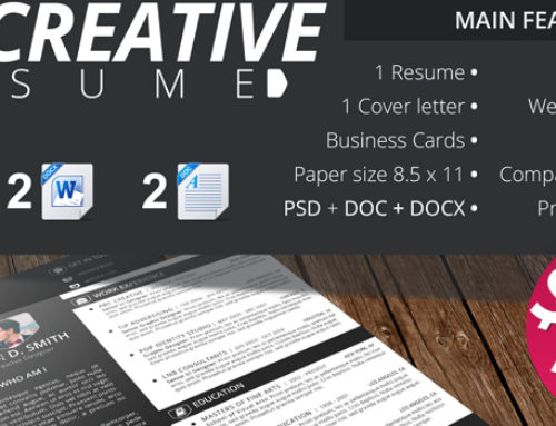 New Creative Resume