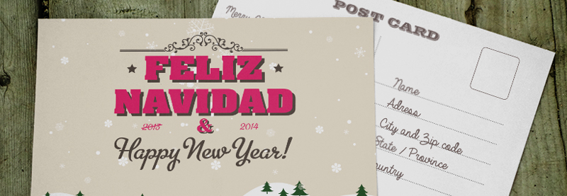 the best holidays postcard 3